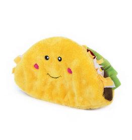 Zippy NomNomz Taco Plush Toy
