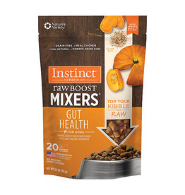 Nature's Variety Instinct Dog Raw Boost Mixers Gut Health 5.5oz