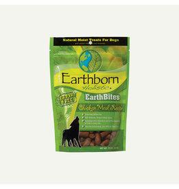 Earthborn Earthbites  Chicken Recipe Treats GF 7.5oz