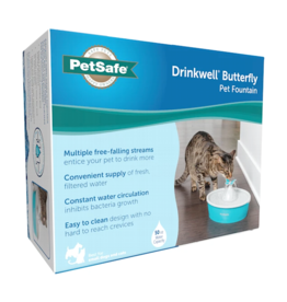 PetSafe Drinkwell Butterfly Pet Fountain 50oz