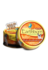 Earthborn Earthborn Wet Cat Food Chicken Jumble with Liver Chicken Dinner with Liver in Gravy.5oz Can Grain Free