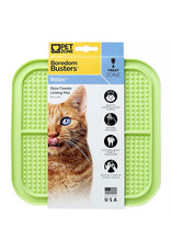 Pet Zone Boredom Busters Relax Licking Mat for Cats