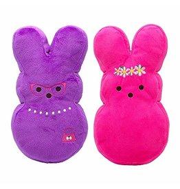 Peeps Peeps 6in Plush Bunny Dog Toy