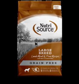 NutriSource NutriSource Dog Dry GF Lg Breed Lamb 30lb