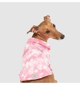 Canada Pooch Canada Pooch Downtown Jean Vest Pink