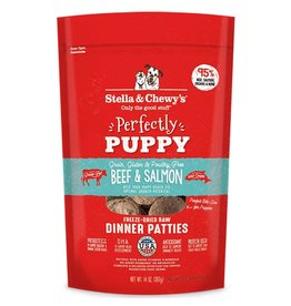 Stella and Chewys Stella & Chewy's Puppy FD Patty Beef & Salmon 5.5oz