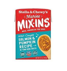 Stella and Chewys SC Dog Marie's Mix-Ins Salmon Pumpkin 5.5oz