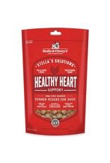 Stella and Chewys Stella & Chewy's Freeze Dried Raw Stella's Solutions Healthy Heart Support Cage Free Chicken Dinner Mixers for Dogs 13oz