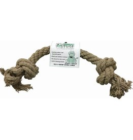 From the Field Tug-A-Hemp Natural Rope Dog Toy