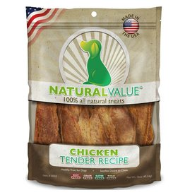 Natural Value Chicken Tenders 14oz