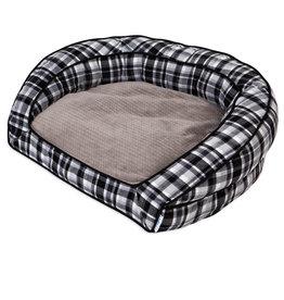 La-Z-Boy Tucker Sofa Bed in Spencer Plaid