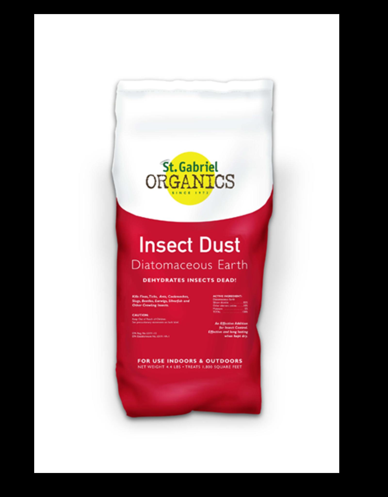 St. Gabriel Organics Diatomaceous Earth Insect Dust 4.4lb