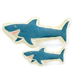 Harry Barker Harry Barker Shark Canvas Dog Toys
