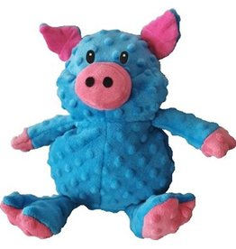 Petlou Dotty Friends Pig Dog Toy 12in