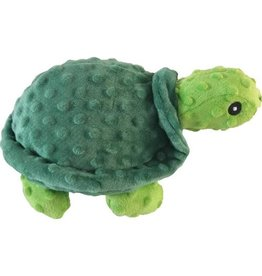 Petlou Dotty Friends Turtle Dog Toy 12in