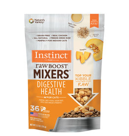 Nature's Variety Instinct Cat Raw Boost Mixers Digestive 5.5oz