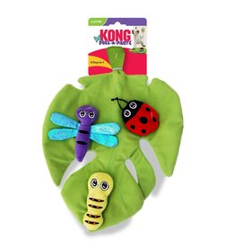 Kong Kong Pull-a-Partz Bugz Crinkle Mat