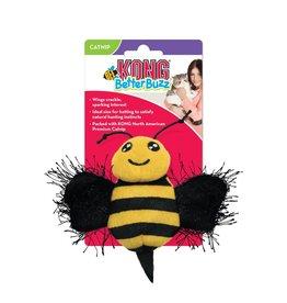 Kong Kong Better Buzz Bee Catnip Cat Toy