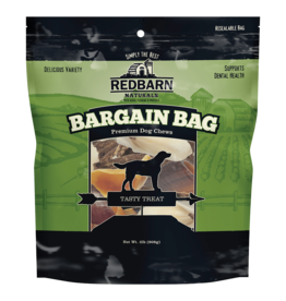 Redbarn Redbarn Bargain Bag Variety Chews 2lb