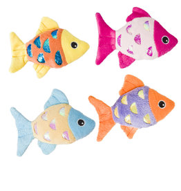 Ethical Pet / Spot Spot Shimmer Glimmer Fish Cat Toy