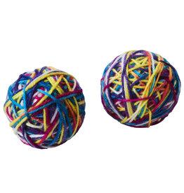 Ethical Pet / Spot Spot Sew Much Fun Yarn Ball 2pk