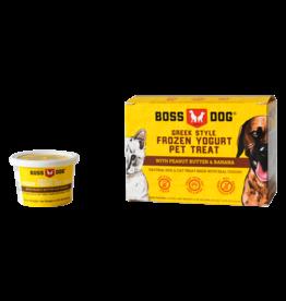 Boss Dog Boss Dog Frozen Yogurt PB Banana 3.5oz