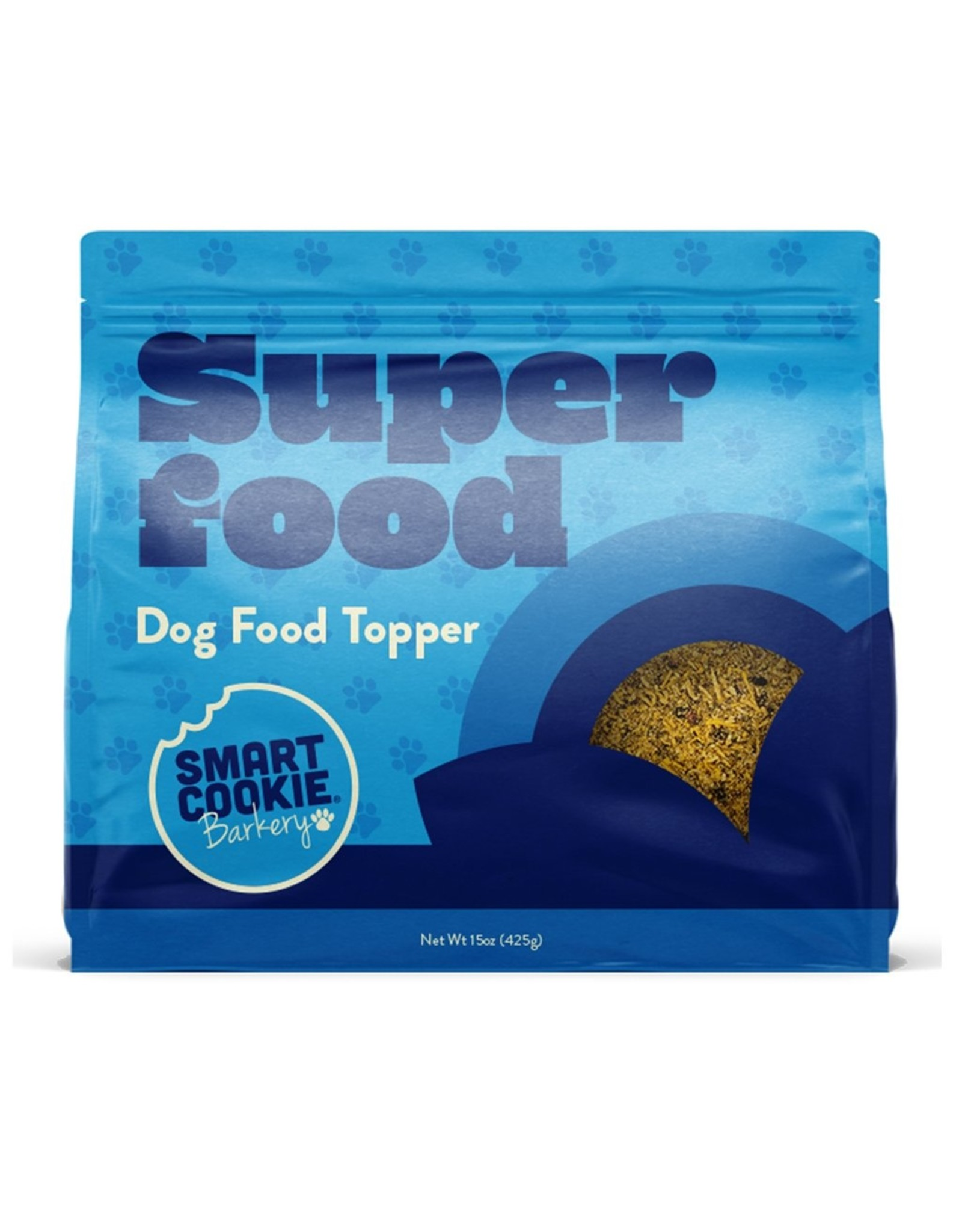 Smart Cookie Barkery Dog Food Meal Topper Supefood 15oz