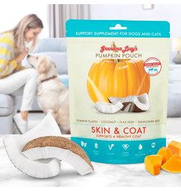 Grandma Lucys Grandma Lucy's Pumpkin Pouch Skin & Coat 6oz
