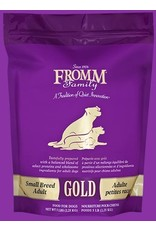 Fromm Fromm Dry Dog Food Gold Small Breed 5lb Grain Inclusive