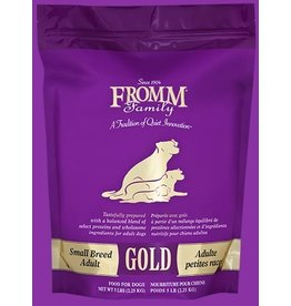 Fromm Fromm Dog Dry Gold Small Breed 5lb