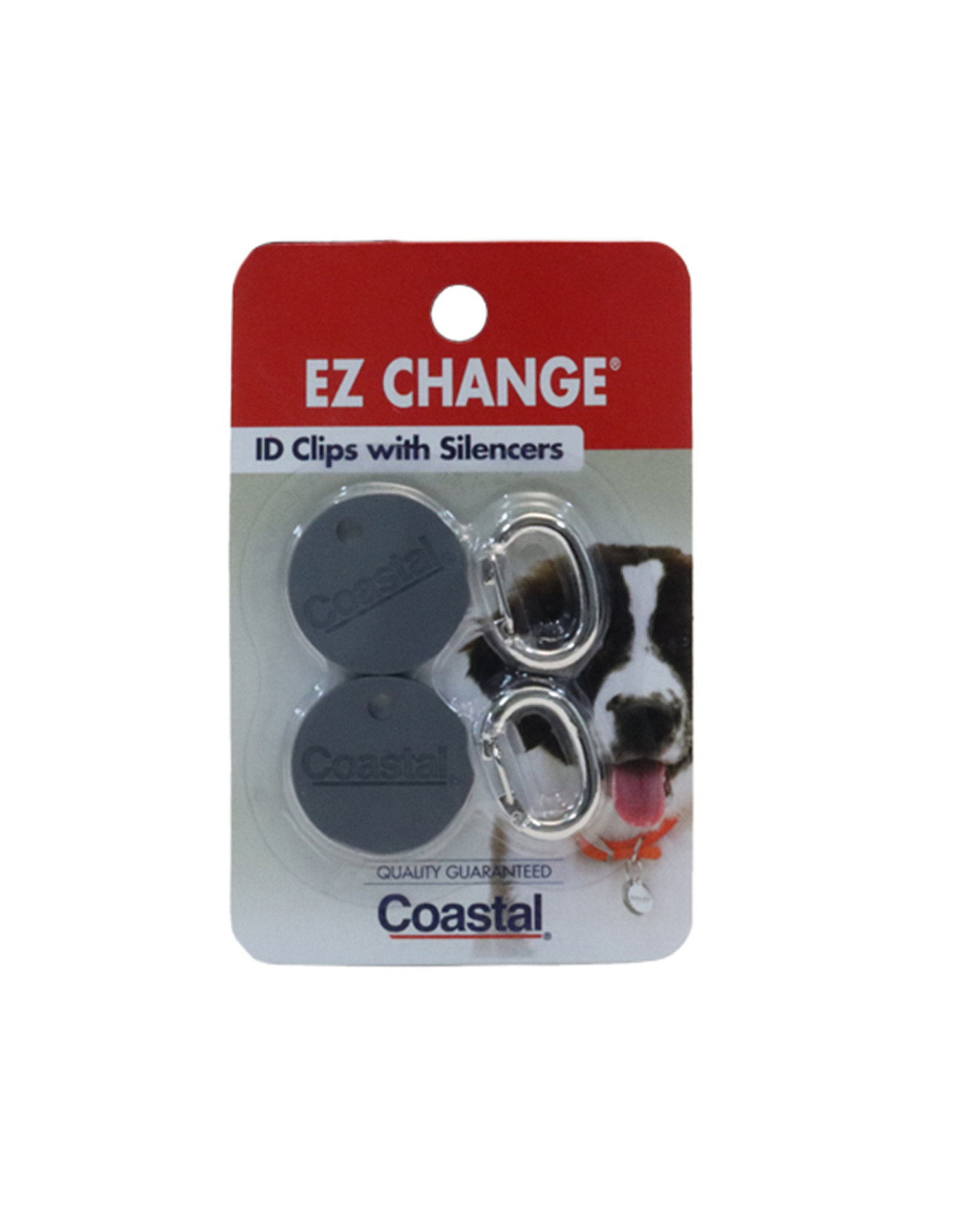 EZ Change Pet ID Clip and Tag Silencers