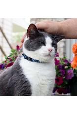 Coastal Life is Good Reflective Breakaway Adjustable Cat Collars