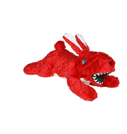 VIP Pet Mighty Angry Rabbit Tough Dog Toy