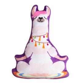 Snugarooz Llamaste Plush Dog Toy
