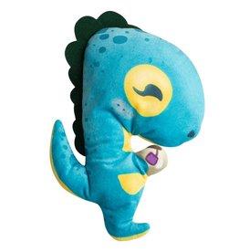 Snugarooz TeaRex Plush Dog Toy
