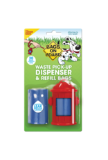 Bags on Board Poop Bag Dispensers and Rolls