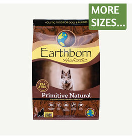 Earthborn Earthborn Dog Dry Primitive Natural GF