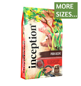 Inception Inception Dog Dry Pork