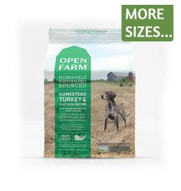 Open Farm Open Farm Dog Dry Turkey & Chicken GF