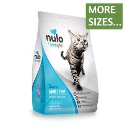 Nulo Nulo Cat Dry Adult Trim Salmon & Lentils GF
