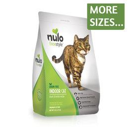 Nulo Nulo Cat Dry Indoor Cat Duck & Lentils GF
