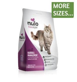Nulo Nulo Cat Dry Hairball Management Turkey & Cod GF