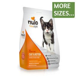 Nulo Nulo Cat Dry Cat & Kitten Turkey & Duck GF