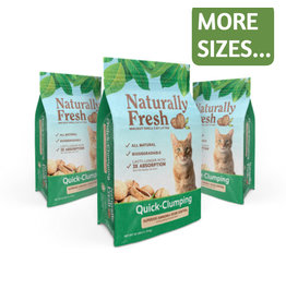Eco-Shell Naturally Fresh Quick Clumping Walnut Litter