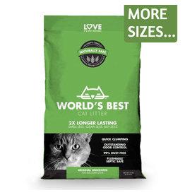 Worlds Best World's Best Cat Litter Original Unscented