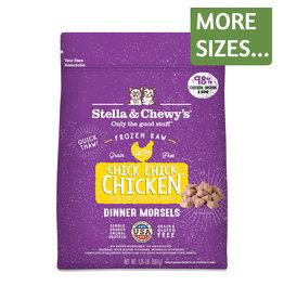 Stella and Chewys Stella & Chewy's Cat Frozen Raw Chicken