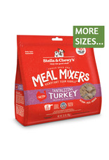 Stella and Chewys Stella & Chewy's Freeze Dried Raw Dog Food Meal Mixer Turkey Grain Free