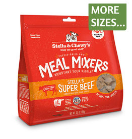 Stella and Chewys Stella & Chewy's Dog FD Meal Mixers Beef