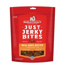 Stella and Chewys SC Dog Just Jerky Bites Beef 6oz