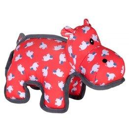 The Worthy Dog Worthy Dog Hanna Hippo Toys